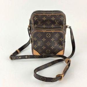 Louis Vuitton Cross Body Camera Bag